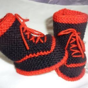 BABY BOOTIES ROCK BOOT STYLE